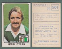 Hibernian Gerry O`Brien